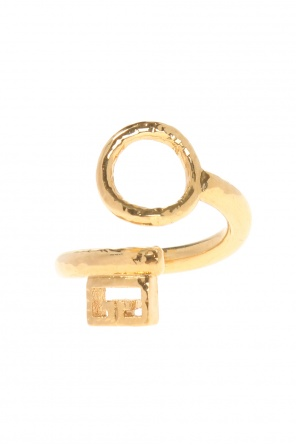 Appliquéd ring od Givenchy